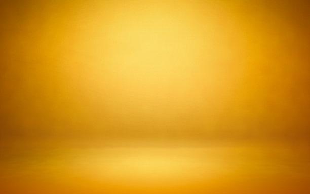 无人橙色背景