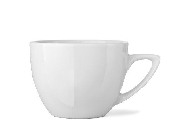 白色马克杯咖啡杯