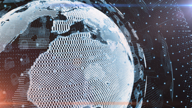 安全地球形图片