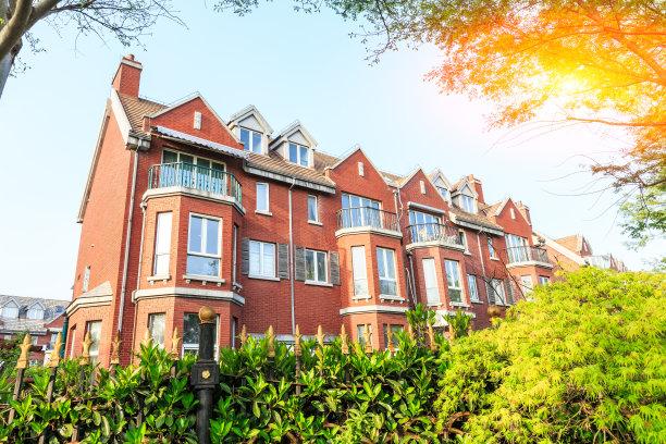 泰晤士河上海公寓