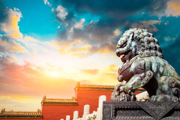 北京石狮子
