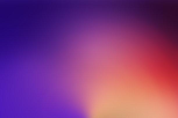 色彩模糊的背景