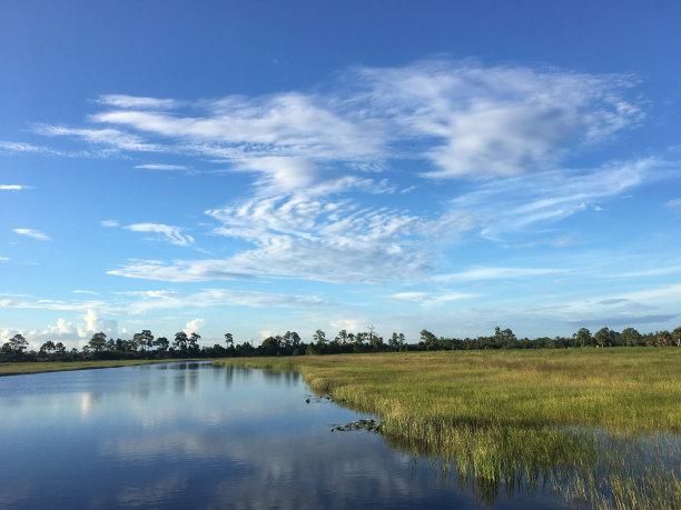 沼泽自然居住区