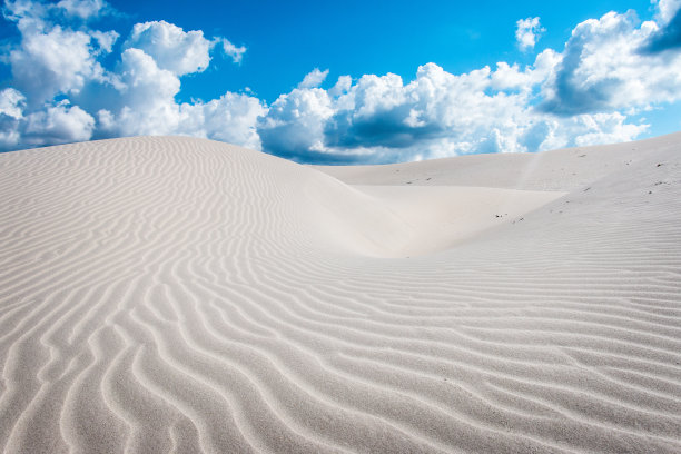 意大利撒丁岛沙丘