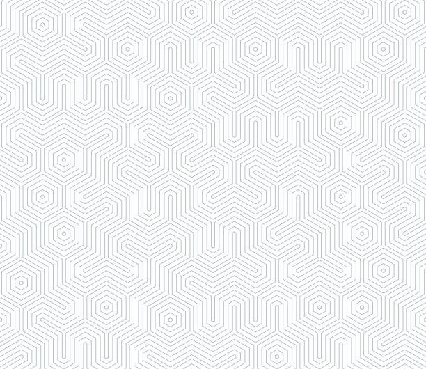 纺织品背景几何形状