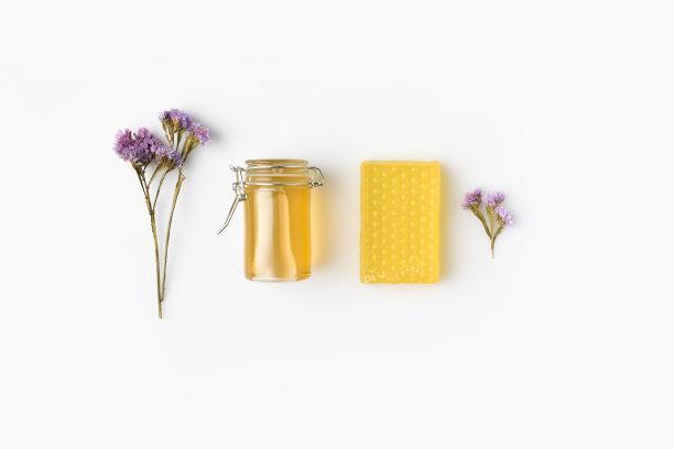 肥皂蜂蜜美