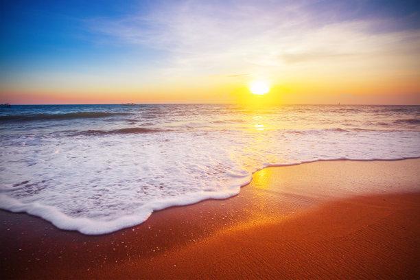 海洋,水,天空