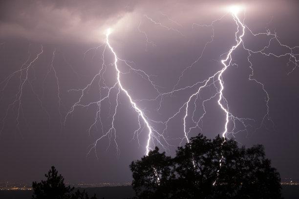 水暴风雨能源