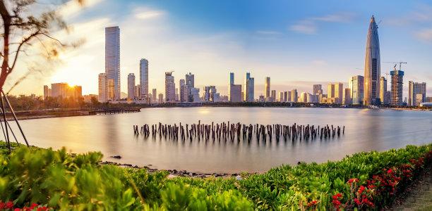深圳湖公园