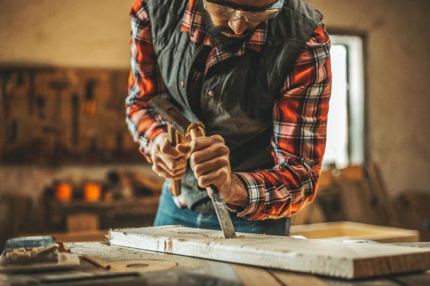 木工雕刻术凿子
