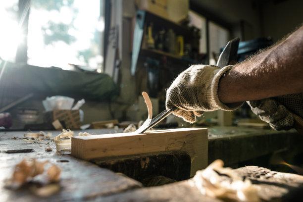 木制凿子木工