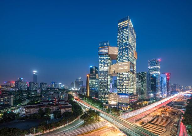 深圳市区商务