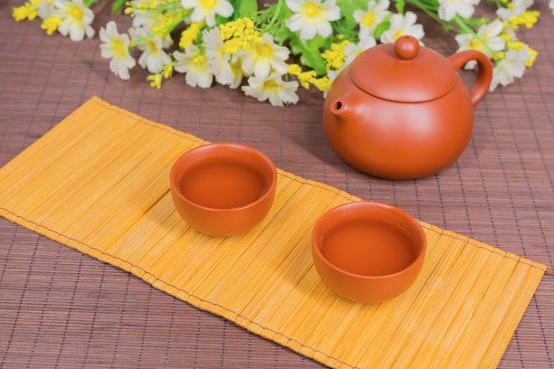 茶叶下午茶白茶