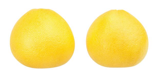 柚子水平画幅无人