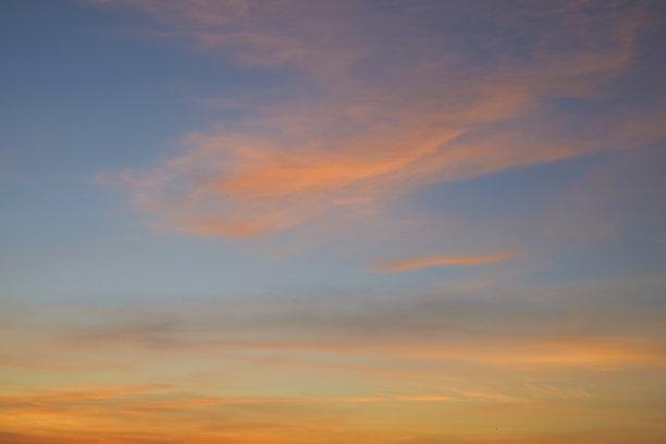 自然美,背景,云