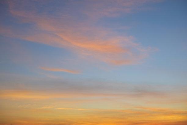 自然美,云,背景