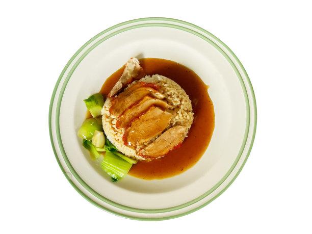 蒸菜米开胃酱