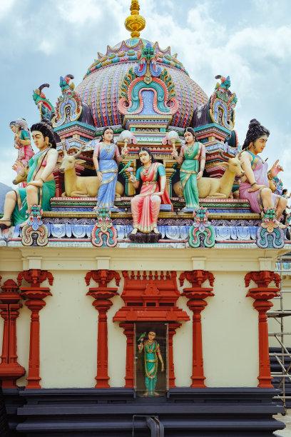 印度教新加坡寺庙