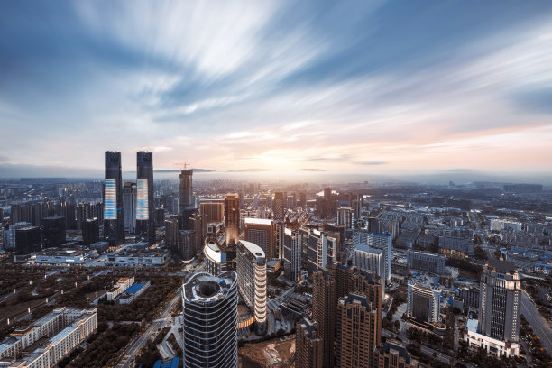 深圳城市天际线城市