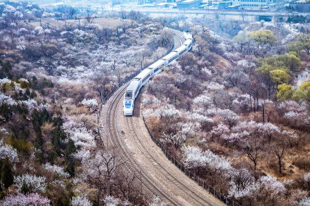 北京火车摄影