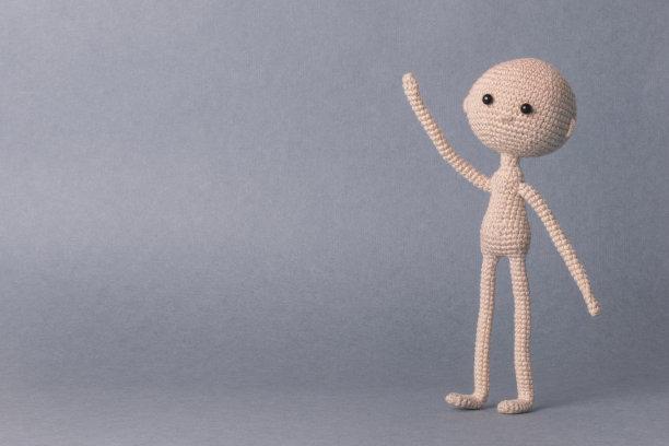 木偶玩具动机