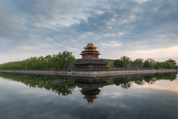 北京故宫房屋