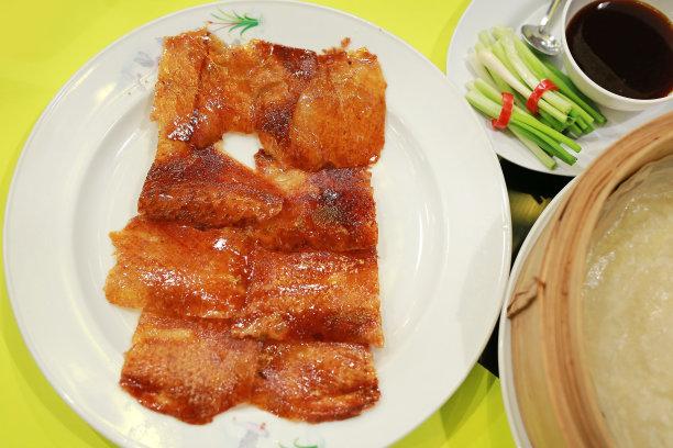 北京鸭子肉美国的北京烤鸭