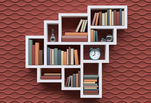 现代书图片