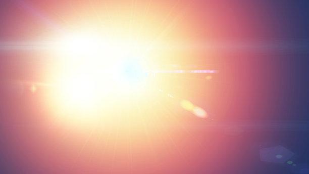 闪光灯照明,光,镜头眩光