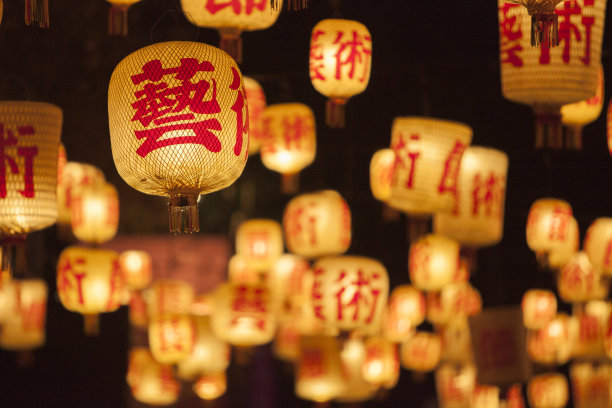 灯笼春节元宵节