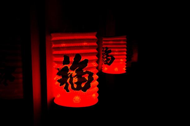 灯笼传统热