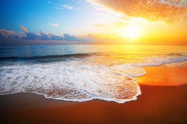海洋,气候,曙暮光