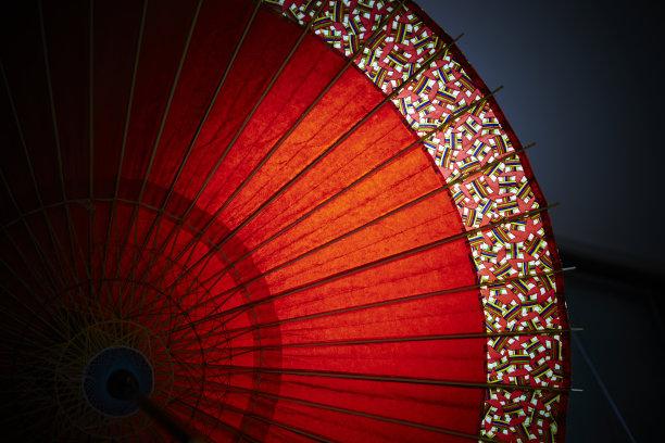 韩国,伞,日本人