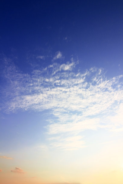 云,风景,天空