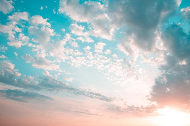 背景,天空,自然美