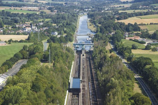 比利时流水图片