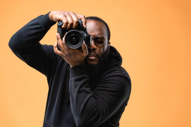 专业人员摄影师图片