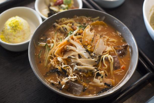 韩国食物鲍鱼鱼类