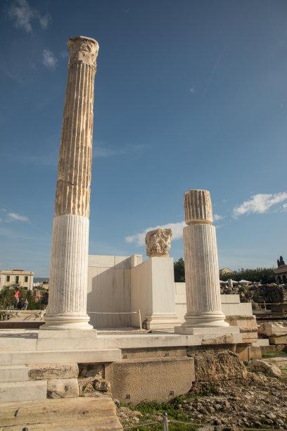 希腊雅典过去
