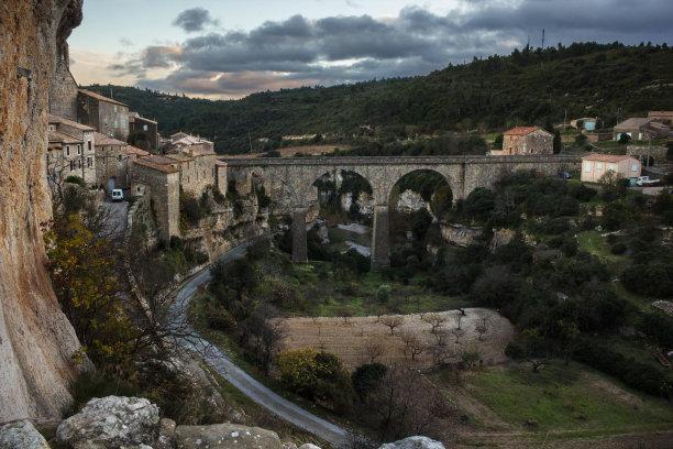 法国远古的桥