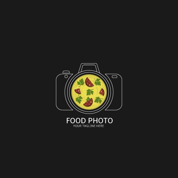 食品计算机图标菜单