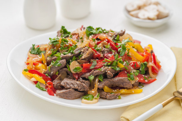 蔬菜白色肉