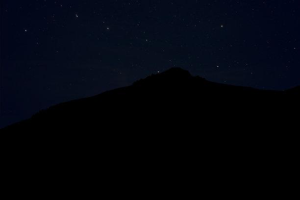 背景天空夜晚