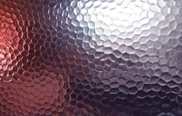 纹理效果磨砂玻璃彩色背景
