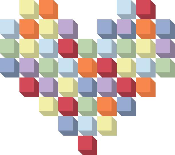 人类心脏立方体戏剧