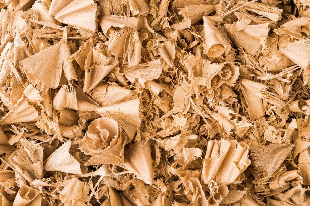 木制锯屑木工