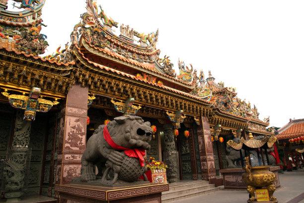 泰国神殿寺庙