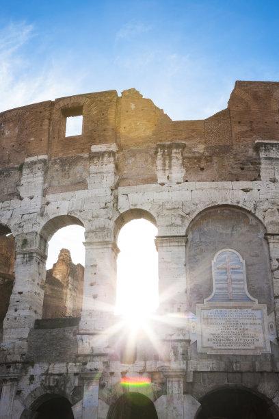 罗马意大利罗马圆形剧场