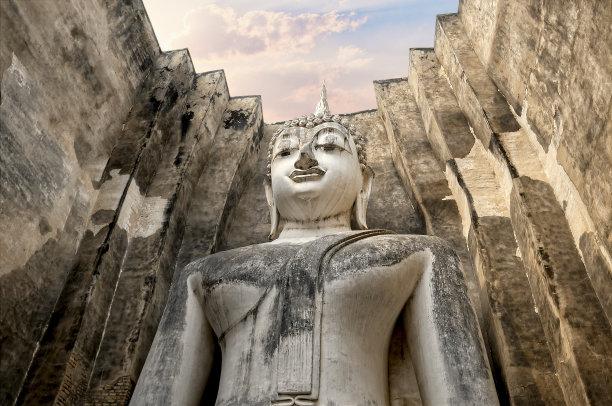 远古的寺庙西昌寺