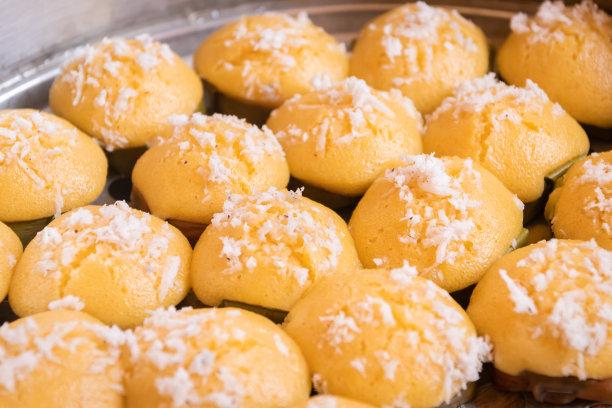 蛋糕泰国甜点心